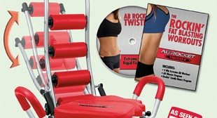 Ab Rocket Twister Abs Exercise