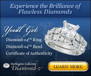 Diamond Z4 Ring Flawless Diamonds – Engagement Wedding Rings