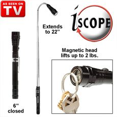 IScope Extendable Flashlight