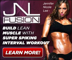 JNL Fusion Super Spiking Workouts Jennifer Nicole Lee