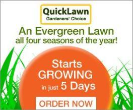 QuickLawn 4 Season Grass Seed