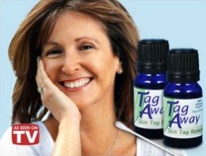 Tag Away Liquid Skin Tag Remover – As Seen On TV Skin Tag Remover