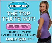 Trendy Top Ultimate Layering Shirt Wrap