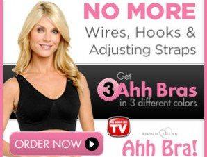 Ahh Bras Rhonda Shear Undergarment Comfortable Bra