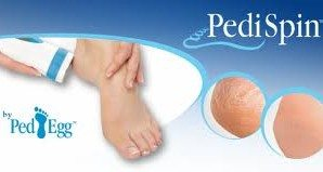 PediSpin Ultimate Foot Smoothing Tool Get Soft Smooth Feet