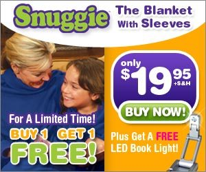 Snuggie Blanket Fleece Snuggies