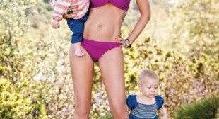 Tori Spelling Debuts Bikini Body, 45-Pound Weight Loss