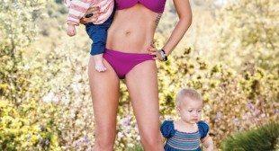 Tori Spelling Debuts Bikini Body, 45-Pound Weight Loss
