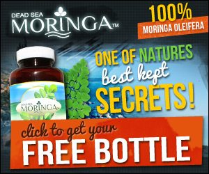 Dead Sea Moringa Best Natures Nutritional Supplement