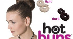 Hot Buns Hair Product for Up Dos