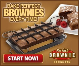 Perfect Brownie Baking Pan Set