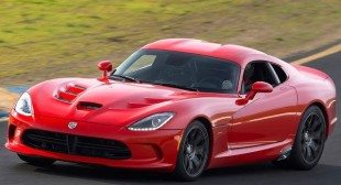 Viper SRT Releases First Ever Cool Looking TV Ad