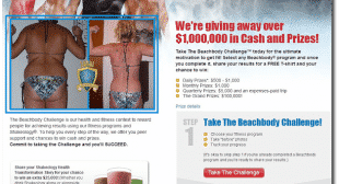 I Entered the BeachBody Contest! – Donna Lewis Fitness