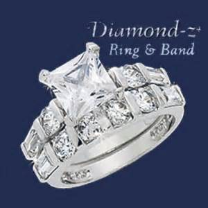 Diamond Z4 Ring