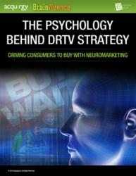 Acquirgy Publishes New eBook: The Psychology Behind DRTV Strategy