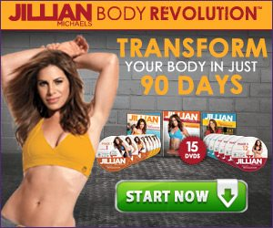 Jillian Michaels Body Revolution 90 Day Program Metabolic Training