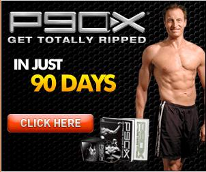 Get ripped in just 90 days with The P90X Fitness Program