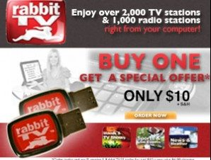 Rabbit TV USB Computer Stick – As Seen On TV Items
