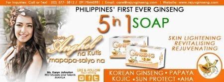 Karyn turns into Filipino soap star