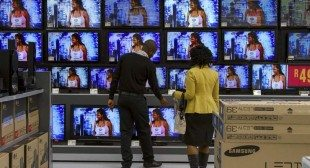 Gadget show unveils TVs that watch viewers