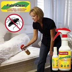 Fabriclear Bed Buy Spray