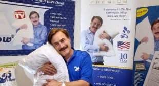 Sales stay plump for Chanhassen-based MyPillow