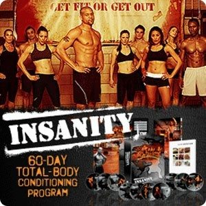 Insanity  60 Day Work Out