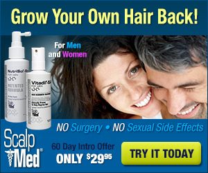 Scalp Med Shampoo Grow Your Own Hair Back