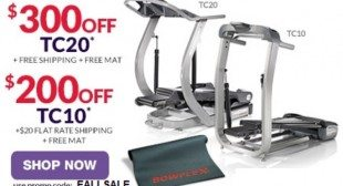 Bowflex Treadclimber a Treadmill, Stepper and Elliptical