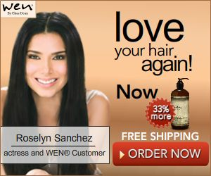 Wen Hair Care Products