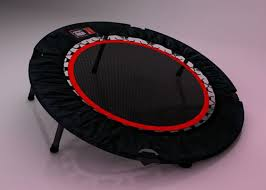 Elevated Urban Rebounder | Mini Trampoline by JB Berns