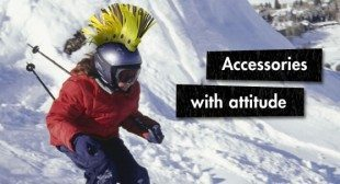 Fohawx Accessories With Attitude for Safety Helmets