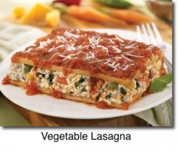 Vegetarian Diet Nutrisystem Food List