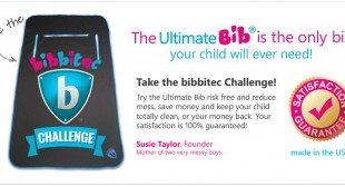 BibbiTec| The Ultimate Baby, Toddler and Kid Multi-Purpose Baby Bib