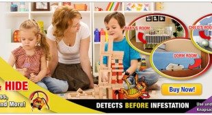 BuggyBeds: Early Detector for Bed Bugs