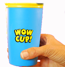Does it work? The Wow Spill-free toddler cup put to the test