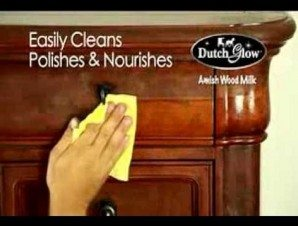 Dutch Glow Furniture Polish and Restorer by the Amish