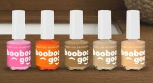 Boo Boo Goo Paint-on Bandages Invented by a Kid