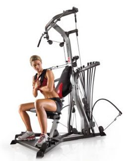 Best Power Rod Home Gym by Bowflex – Xtreme SE 2