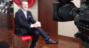 Herjavec from Shark Tank Advises Entrepreneurs to be Passionate, not Pushy: