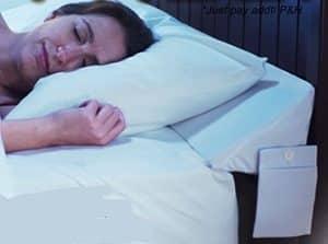 Mattress Wedge Comfort Foam Pillow Gap Filler