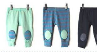 Baby Squeeky Knee Toddler and Infant Pants