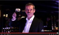 Retired astronaut Chris Hadfield stars in Tourism Ireland Commercial Ad