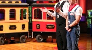Fun Time Express to appear on 'Shark Tank' – Trackless Train for Kids