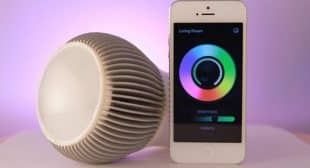 iLumi Customizable Energy Efficient Smart Light Bulb