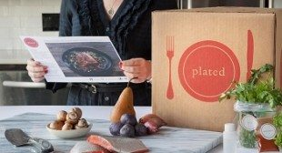 Plated Delivers Fresh ingredients To Cook a Meal in 30 Minutes.