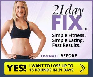 Order the 21 Day Fix Today!