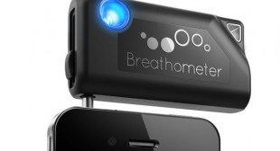 Breathometer| Use Smartphone as a Breathalyzer