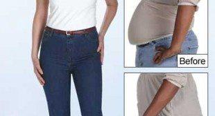Kymaro Curve Control Skinny Comfort Jeans
