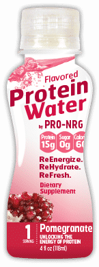 Flavored Protein Water – Pro-Nrg